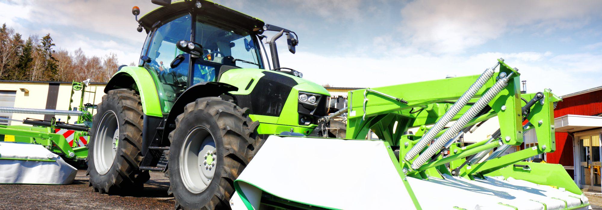 Inland Marine Farming Tractor Industry
