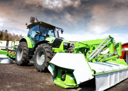 Inland Marine Farming Tractor Industry